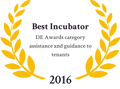 I3E Awards category assistance and guidance to tenants