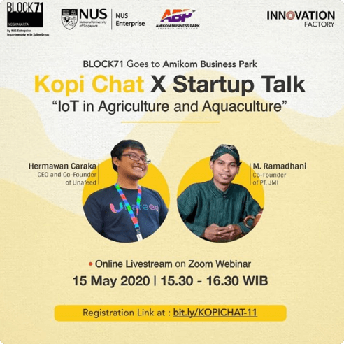 Event Talk: IoT in Agriculture and Aquaculture Image